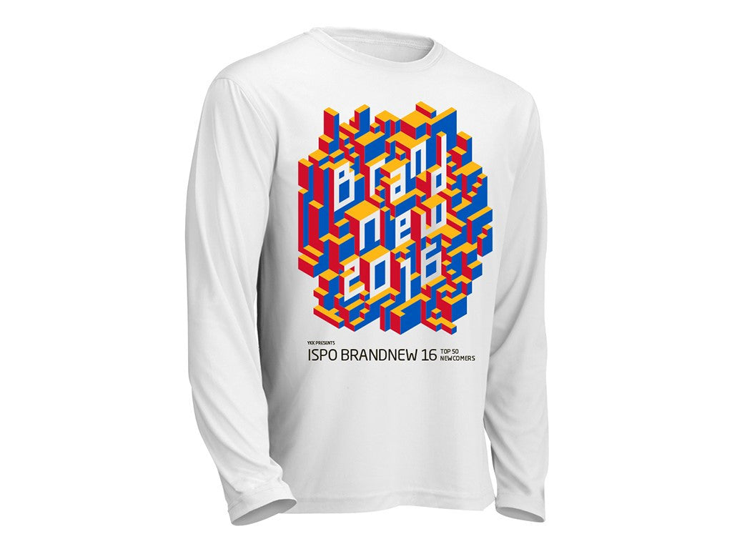 ISPO BRANDNEW T-Shirt 2016 - Limited edition