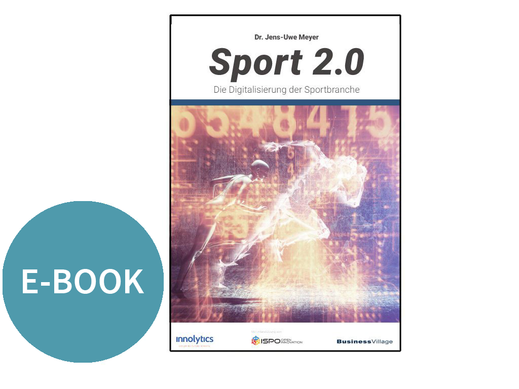 Ebook of ISPO TRENDREPORT SPORT 2.0 - GERMAN