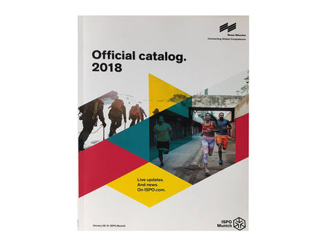 ISPO MUNICH 2018 Trade Fair Catalog