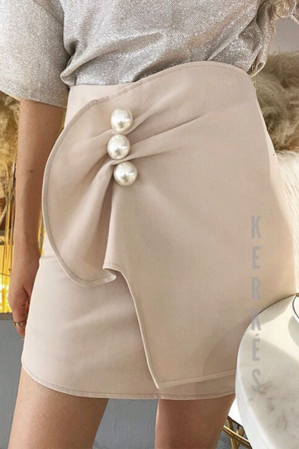 Adore You Pearl Skirt - Skirts - Kerkés Fashion