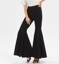 Jully Super Flare Pants - Trousers - Kerkés Fashion