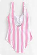 Dope Stripe Swimsuit - swimwear - Kerkés Fashion