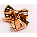 Gold Oro Bow Tie - Bow Ties - Kerkés Fashion