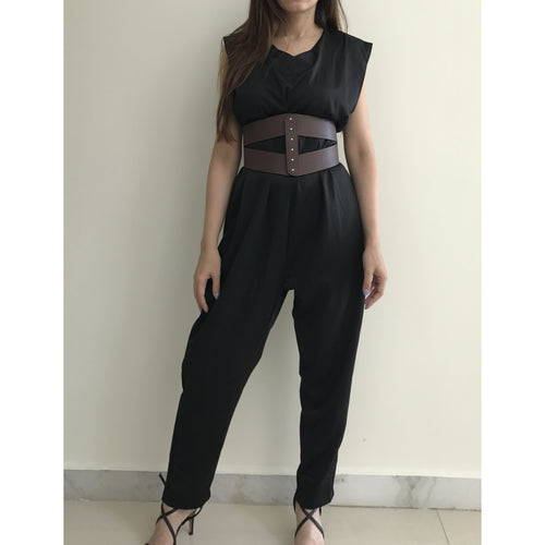 Janet Jumpsuit & Corset Set -  - Kerkés Fashion