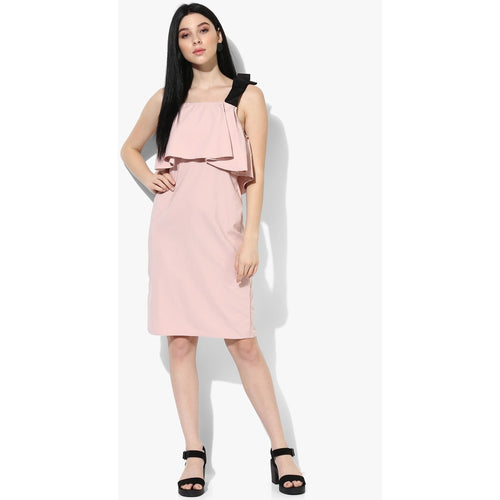 Milly Cascading Ruffle Dress - Dresses - Kerkés Fashion