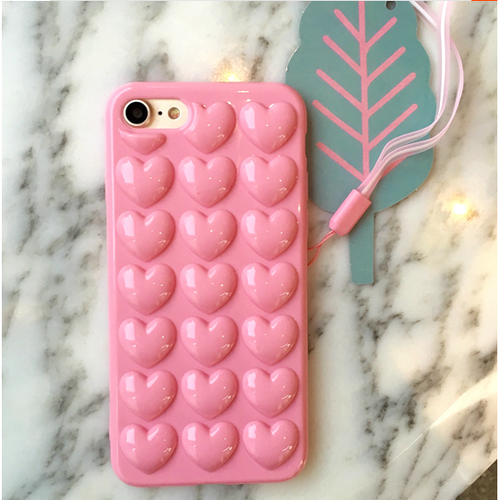 Love Struck Phonecase - women phonecases - Kerkés Fashion