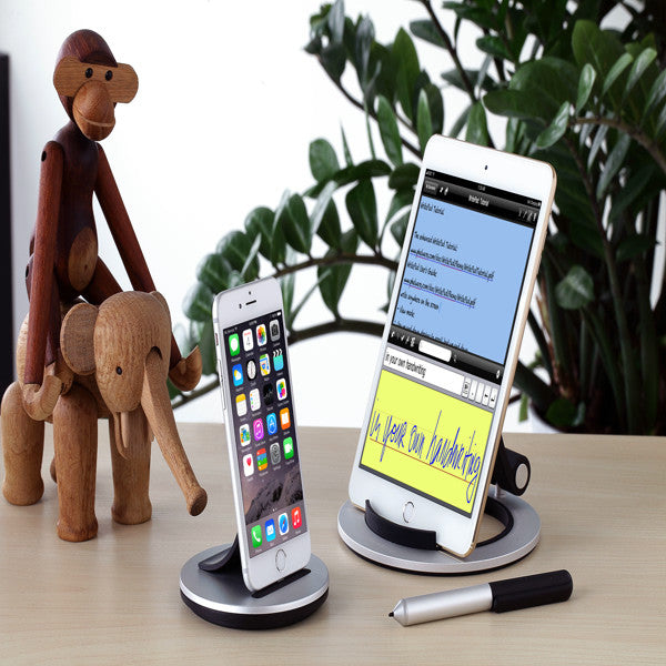AluBolt High-Design Dock for Apple iPhone and iPad Mini - Shop Shizzap - 1