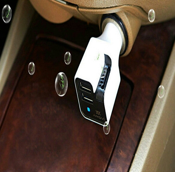 Air - Car Air Purifier + Car Charger - Shop Shizzap - 1