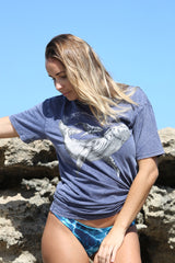 Unisex 'Stone Wash Staple' Limited Edition Humpback T-shirt