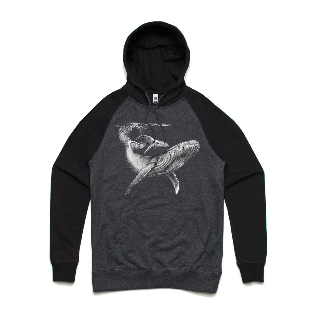 Unisex 'Case Hood' Limited Edition Humpback Pullover Hood