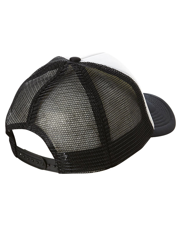 Ningaloo Defenders White & black Mesh back Trucker Cap