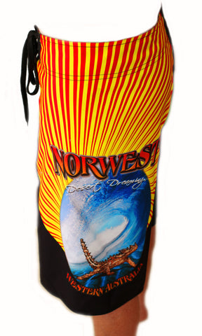 Boys - Norwest - Surf Boardshorts