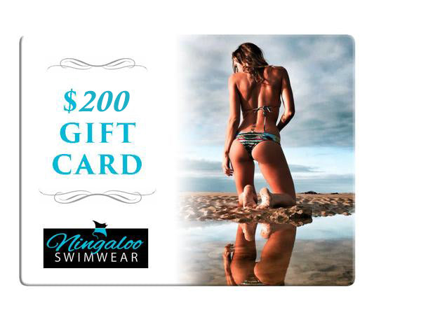 Gift Cards - $20 - $300