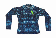 Womens - Whale Shark - Long sleeve - Rash Vest - Repreve® Fabric