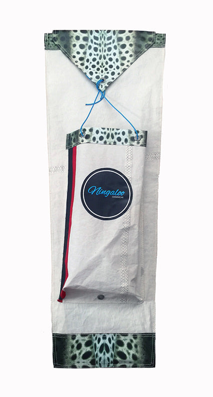 Recycled Sailcloth Fin Bags - DiveR - Ningaloo Swimwear