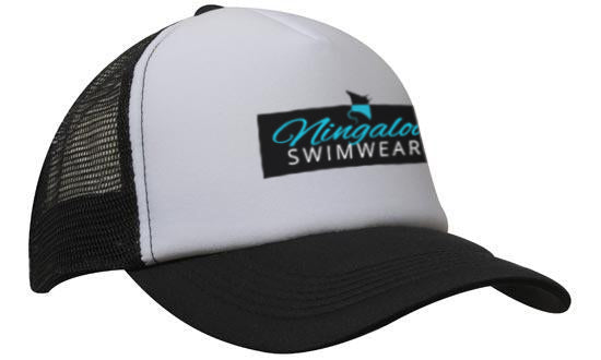 Manta Ningaloo Swimwear Mesh back Trucker Caps