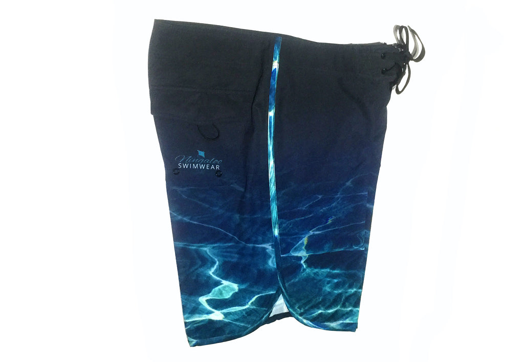 Mens - Turquoise Bay - 4 way Stretch - Eco - Surf Boardshorts