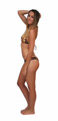 Thorny Devil - Tri - Bikini Top - Repreve® Fabric
