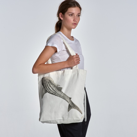 Limited Edition Carry (Tote) Bags - Whaleshark