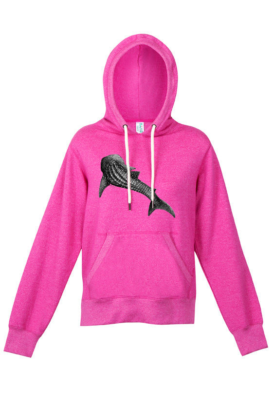 Womens - Whale Shark - Limited Edition - Hoodie