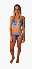 Parrotfish Mandala Bikini Bottoms - Repreve® Fabric