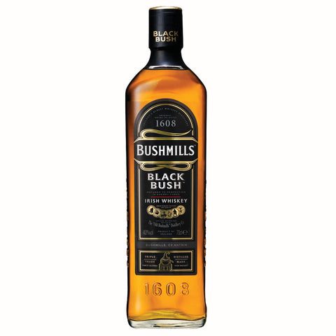 Bushmills Irish whisky collection - Black Bush - SMA12D