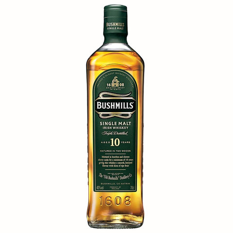 Bushmills Irish Whisky Collection - 10 Year Old - SMA13D