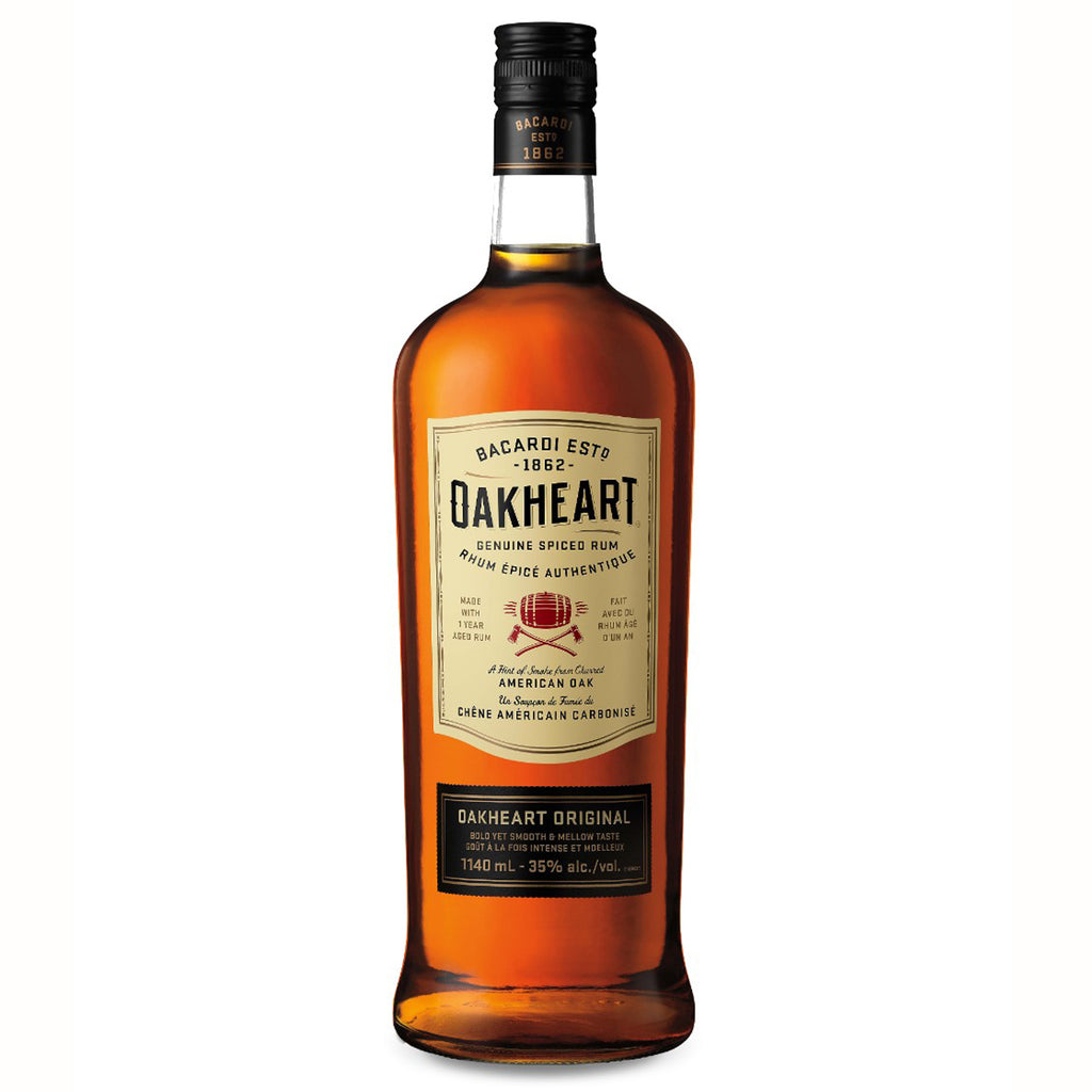 Bacardi premium collection - Oakheart - SRB08D
