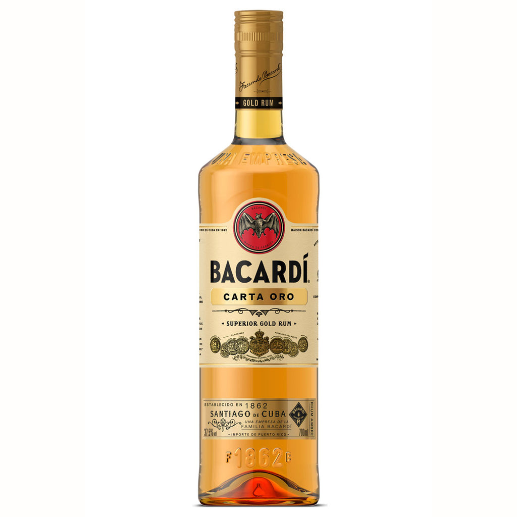 Bacardi premium collection - Carta Oro - SRB11D