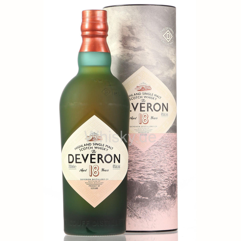 The Deveron Highland single malt collection - 18 Year Old - SWD34D