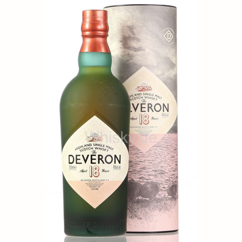 Glen Deveron Highland Single Malt 18 YO
