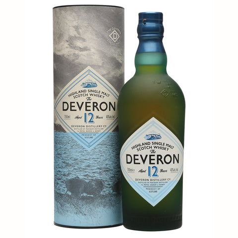 Glen Deveron Highland Single Malt 12 YO