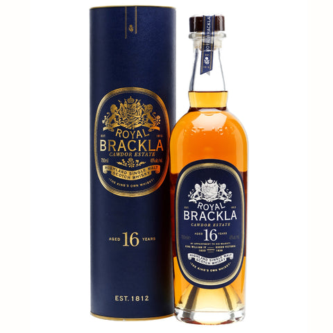 Royal Brackla Highland Single Malt 16 YO