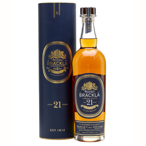 Royal Brackla Highland Single Malt 21 YO
