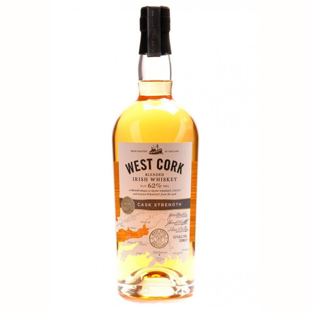 West Cork Blended Uncut Irish Whiskey - SWI21D
