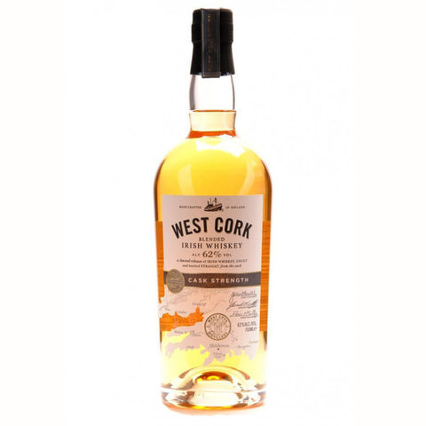 West Cork Blended Uncut Irish Whiskey