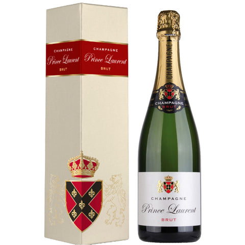 Prince Laurent Champagne in carton Box