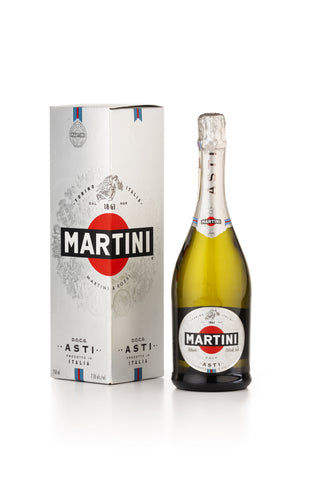 Martini Asti Spumante in a Gift Box