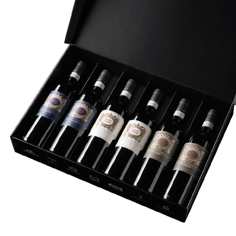 Chianti Classsico Lamole di Lamole. Limited edition box of 6 - WSMG021D