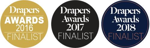 drapers awards Izabel
