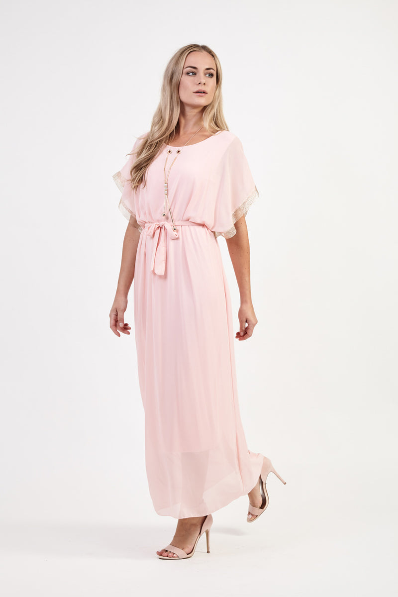 Maxi With Necklace - Izabel London