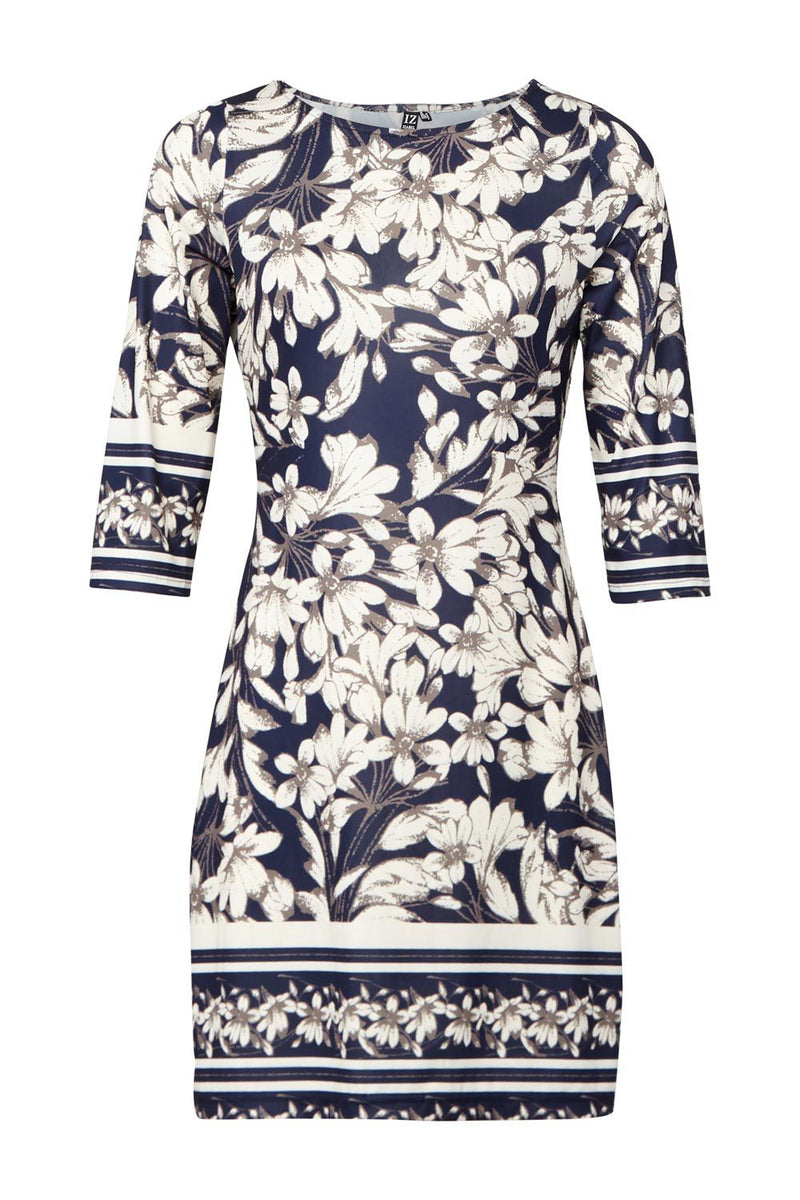 | Floral Bodycon Dress | Izabel London