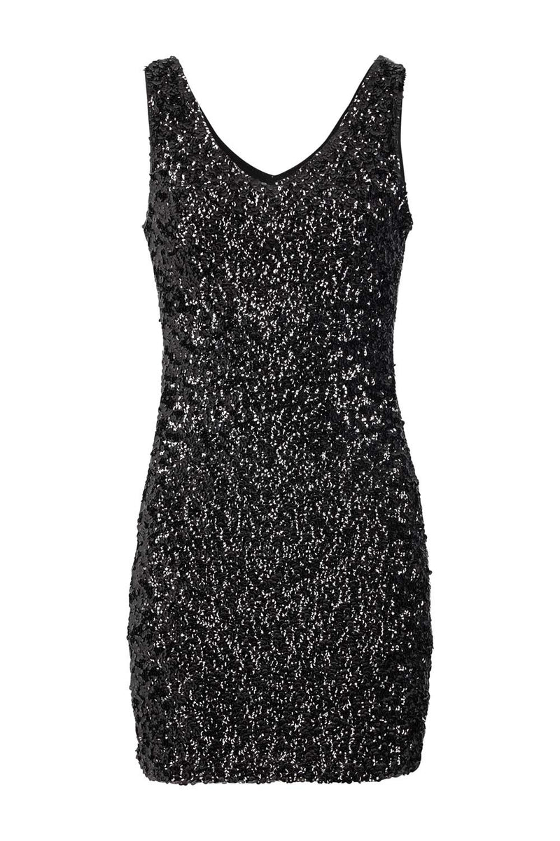 Sequin Mini Dress - Izabel London