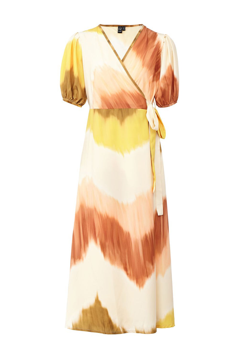 Tie Dye Dress - Izabel London
