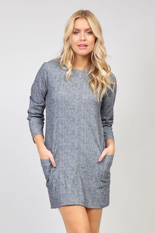 Long Sleeve Boxy Jumper