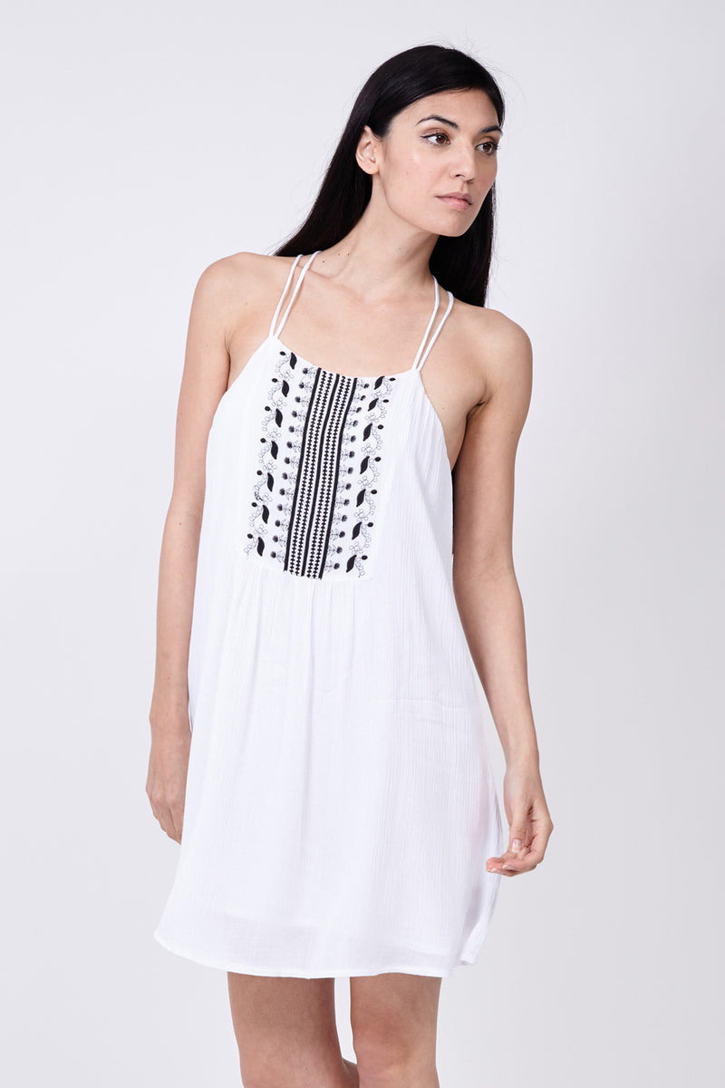 | Tribal Cami Dress | Izabel London