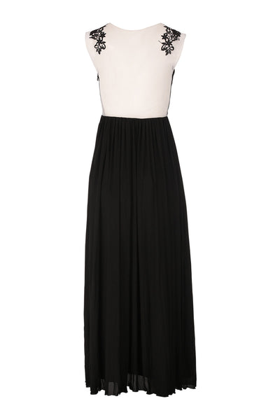 Illusion Maxi Dress - Izabel London