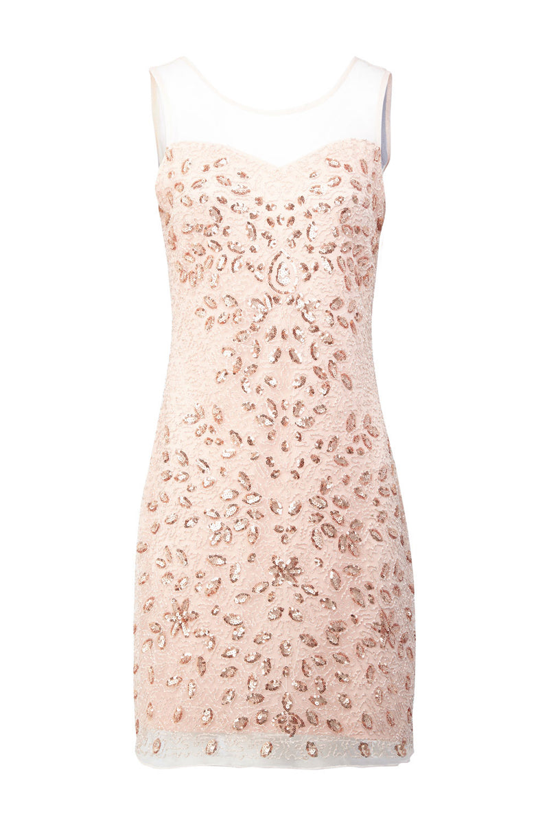 Pink | Sequin Bodycon Dress