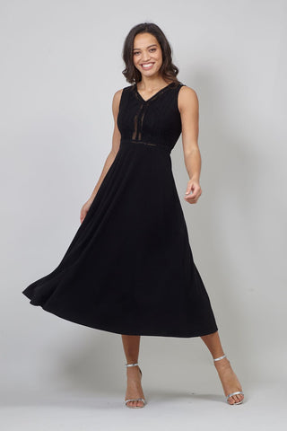 Tie Back Cami Dress