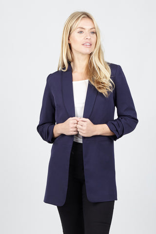 Button Front Duffle Coat